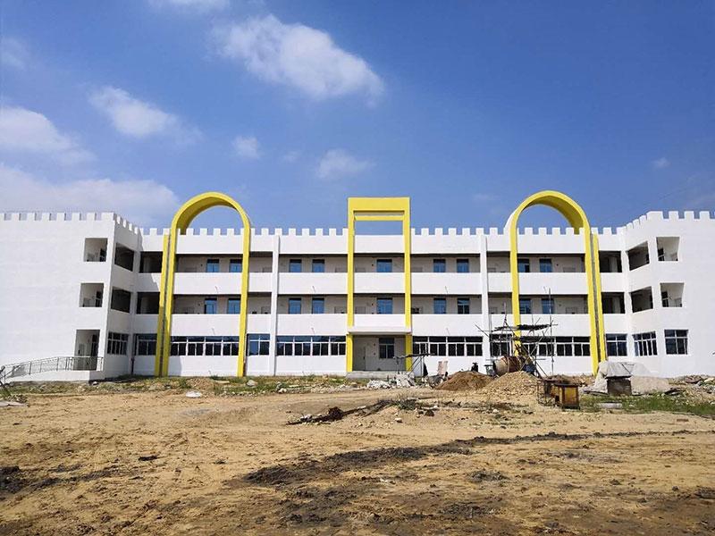 红安县七里坪镇第二中心幼儿园建设工程