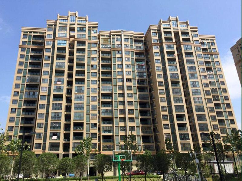 红安县紫东新城一期四标段建设工程2号楼